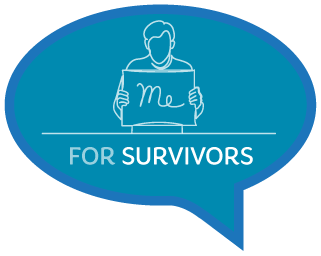 for-survivors-button